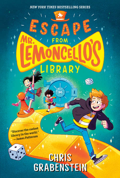 Escape from Mr. Lemoncello's Library (Mr. Lemoncello's Library #1)
