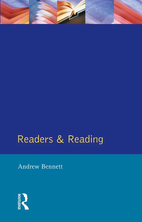Readers and Reading