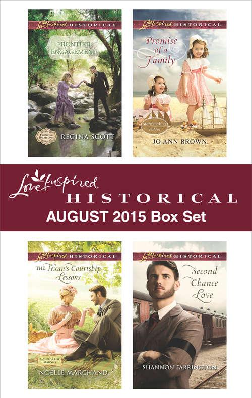 Love Inspired Historical August 2015 Box Set