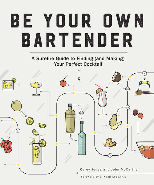 Be Your Own Bartender (and Making) Your Perfect Cocktail: A Surefire Guide To Finding (and Making) Your Perfect Cocktail