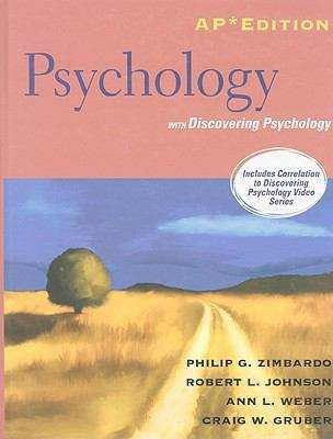 Psychology: AP Edition with Discovery Psychology
