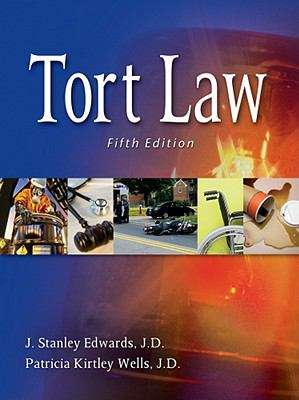 Tort Law (Fifth Edition)