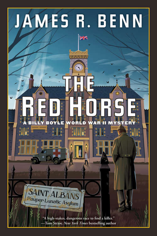 The Red Horse (A Billy Boyle WWII Mystery #15)