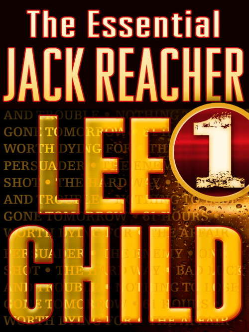 The Essential Jack Reacher, Volume 1, 7-Book Bundle | Bookshare