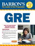 Barron's GRE, 22nd edtion