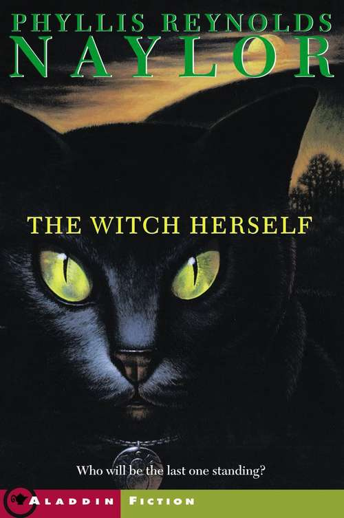 The Witch Herself (The Witch #3)