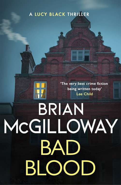 Bad Blood: A compelling, page-turning and current Irish crime thriller