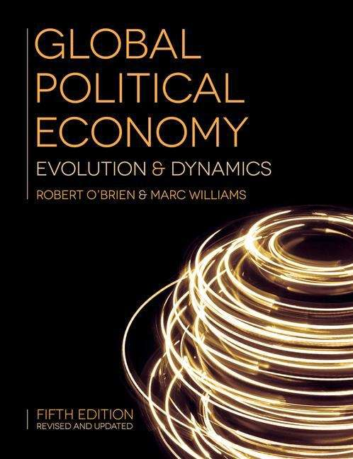 Global Political Economy | UK education collection