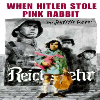 an analysis of anna in the book when hitler stole pink rabbit by judith kerr