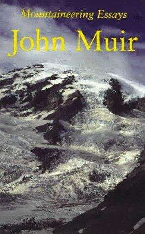 Mountaineering Essays