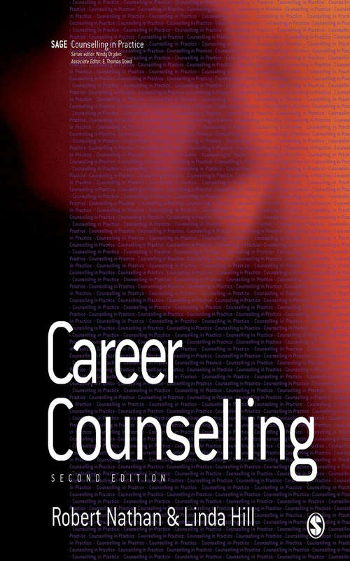 Career Counselling (Therapy in Practice)