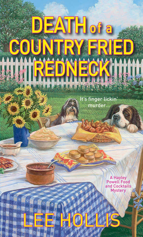 Death of a Country Fried Redneck (Hayley Powell Mystery #2)