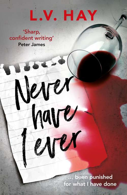 Never Have I Ever: The gripping psychological thriller about a game gone wrong