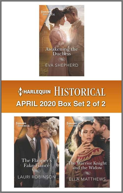 Harlequin Historical April 2020 - Box Set 2 of 2