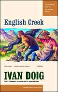 English Creek (The\montana Trilogy Ser. #1)