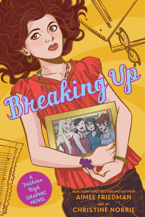 Breaking Up (A Fashion High Graphic Novel)