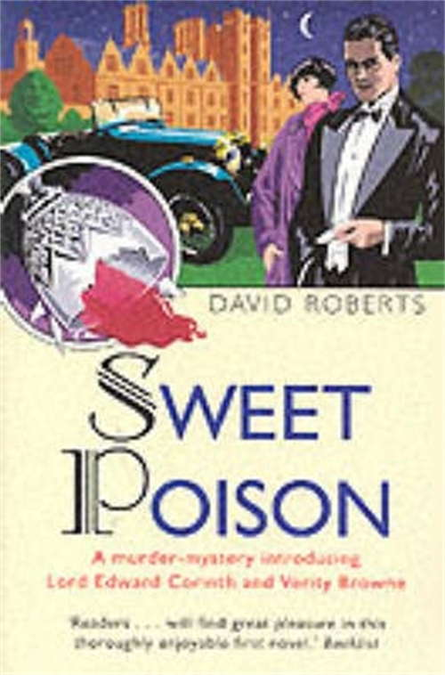 Sweet Poison (Lord Edward Corinth and Verity Browne #1)