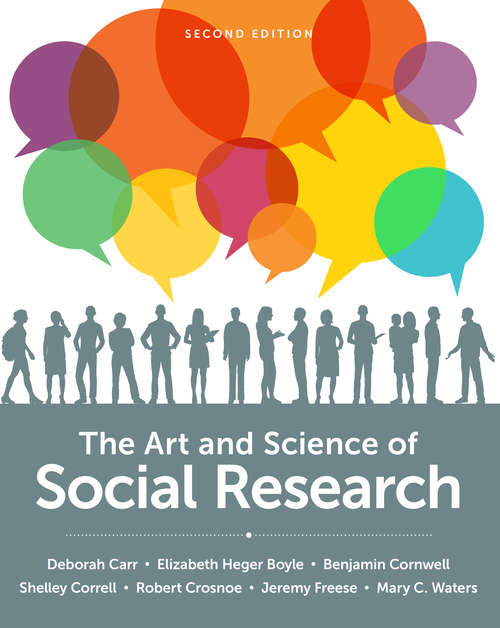 The Art and Science of Social Research (Second Edition)