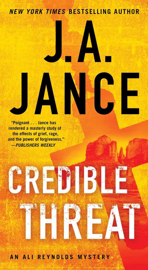 Credible Threat (Ali Reynolds Series #15)
