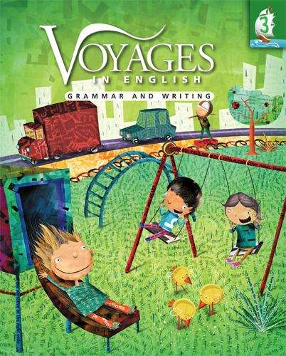 Voyages in English: Grammar and Writing (Third Grade)