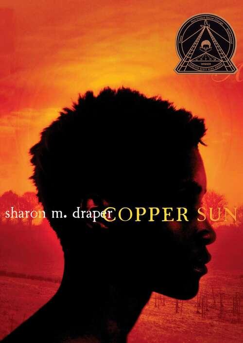Collection sample book cover Copper Sun