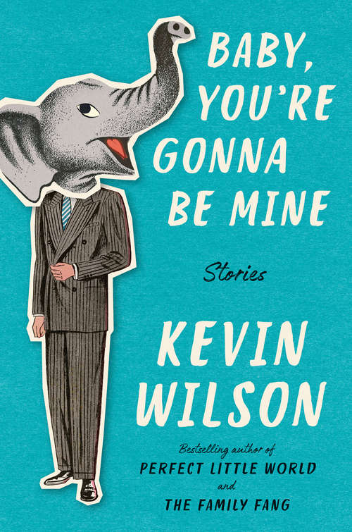 Collection sample book cover Baby You're Gonna Be Mine by Kevin Wilson