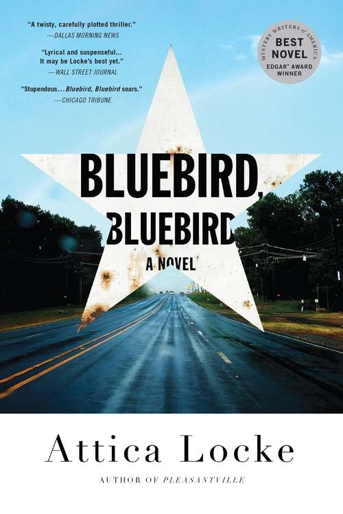 Collection sample book cover Bluebird, Blubird, the open road