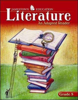 Jamestown Education: Literature- An Adapted Reader (Grade #8)