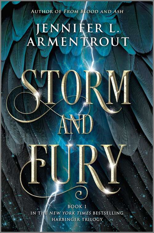 Storm and Fury (The Harbinger Series #1)