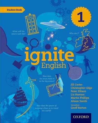 Ignite English Student Book 1 (PDF)   UK education collection