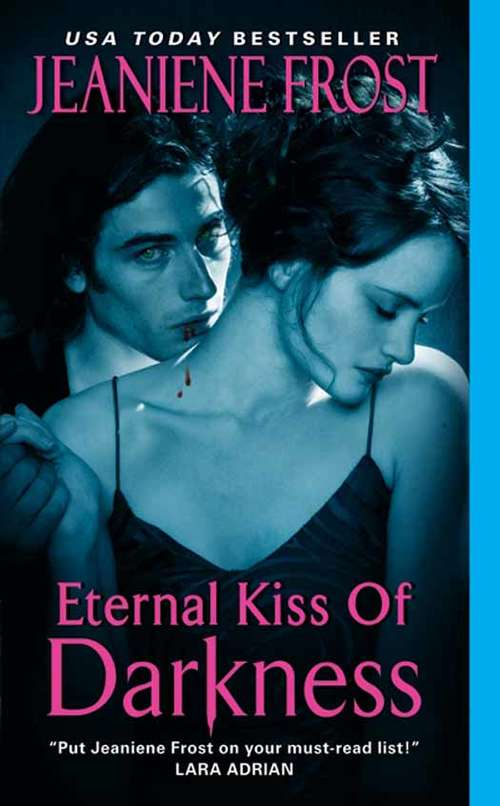 Eternal Kiss of Darkness (Night Huntress World #2)