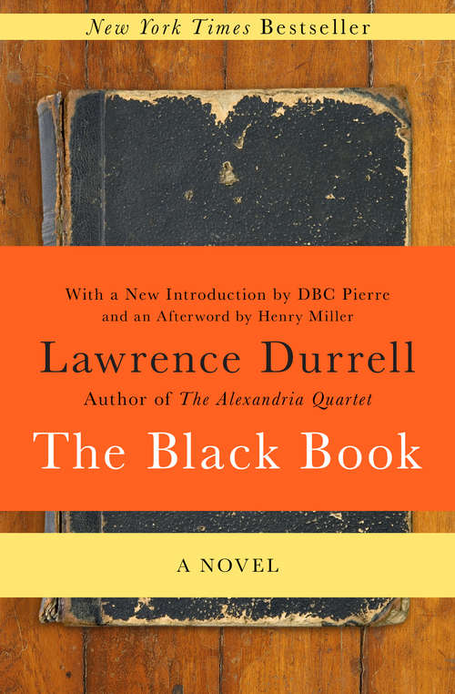 The Black Book: A Novel (Narrativas Contempor Ser.)