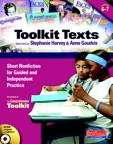 Toolkit Texts: Short Nonfiction for Guided and Independent Practice Grades 6-7