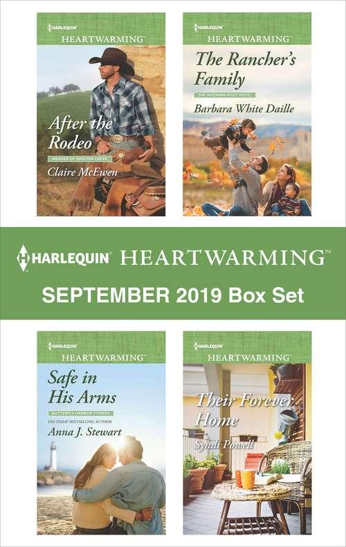 Harlequin Heartwarming September 2019 Box Set: A Clean Romance