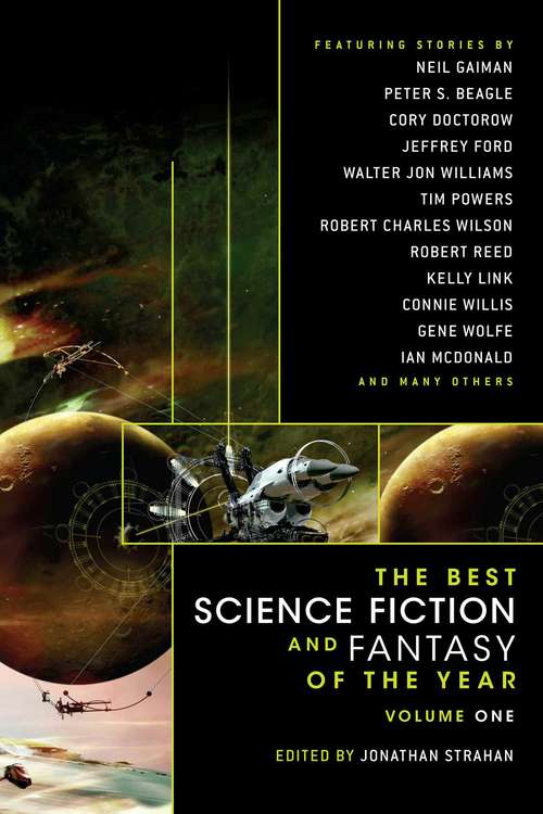 The Best Science Fiction and Fantasy of the Year #1