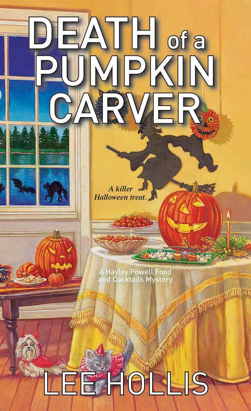 Death of a Pumpkin Carver (Hayley Powell Mystery #8)
