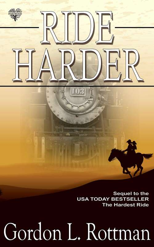 Ride Harder (Ride #2)