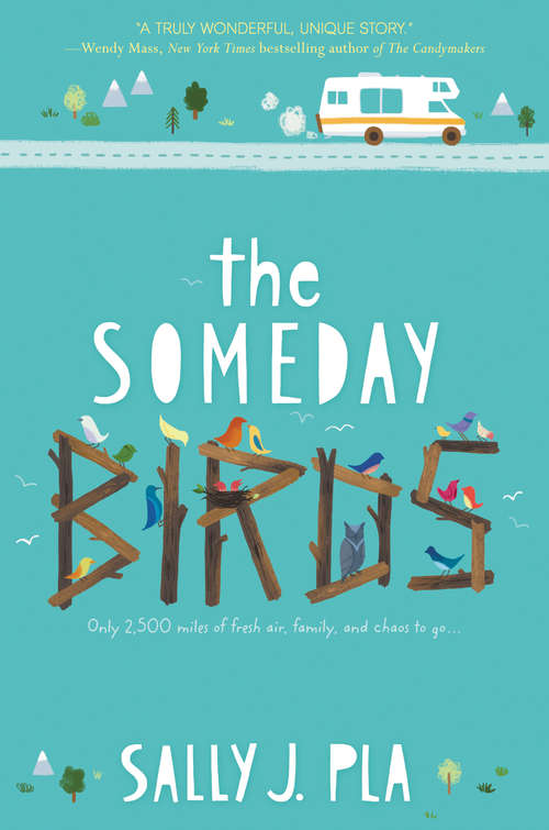Collection sample book cover The Someday Birds