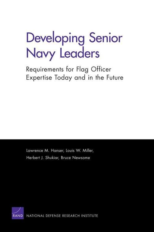 Developing Senior Navy Leaders