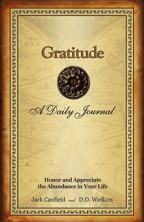 Gratitude: A Daily Journal
