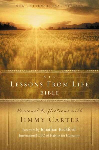 NIV, Lessons from Life Bible, eBook