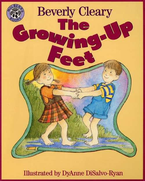 The Growing-Up Feet