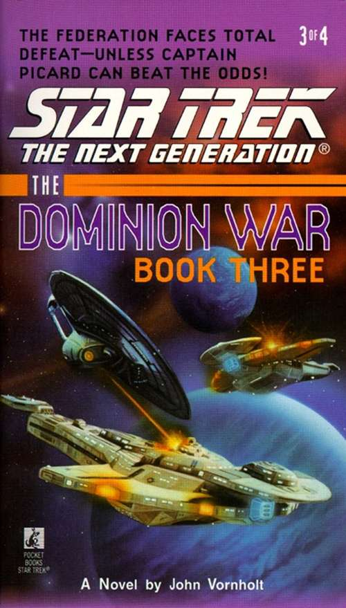 The Dominion War: Tunnel Through the Stars (Cold Equations)