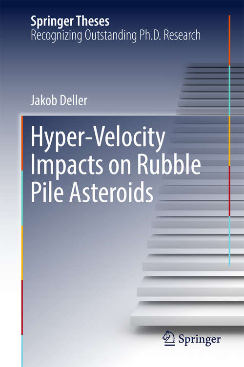 Hyper-Velocity Impacts on Rubble Pile Asteroids