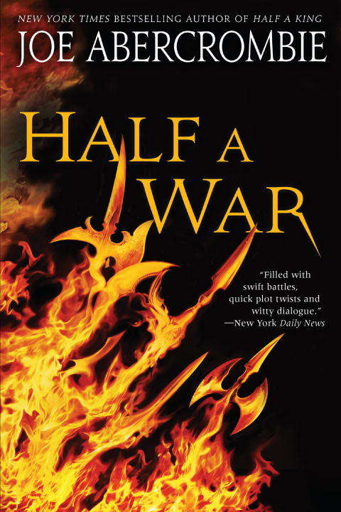 Half a War (Shattered Sea #3)