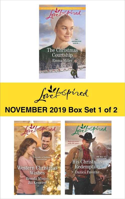 Harlequin Love Inspired November 2019 - Box Set 1 of 2: An Anthology