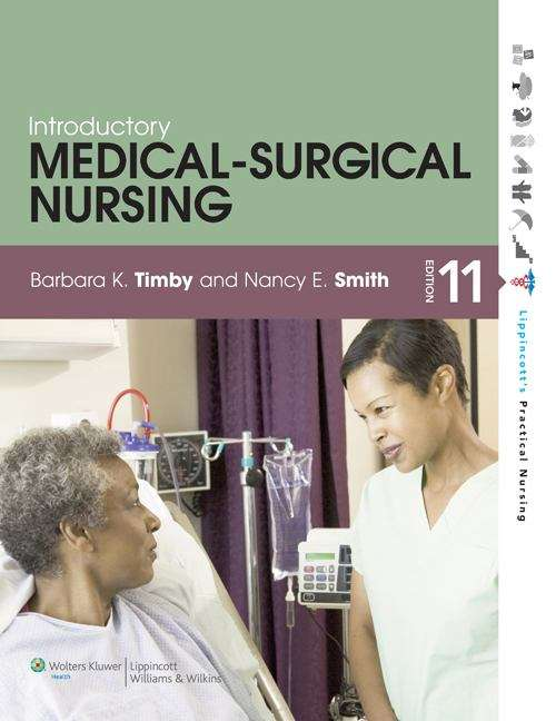 Introductory Medical-Surgical Nursing (Eleventh Edition)