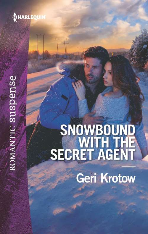 Snowbound with the Secret Agent (Silver Valley P.D. #7)