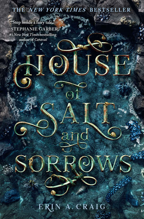 Collection sample book cover House of Salt and Sorrows  by Erin Craig