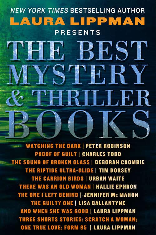 The Best Mystery & Thriller Books